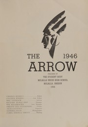 Page 5, 1946 Edition, Molalla Union High School - Arrow Yearbook (Molalla, OR) online yearbook collection