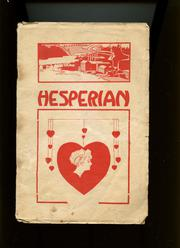 1917 Edition, Oregon City High School - Hesperian Yearbook (Oregon City, OR)