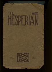 1920 Edition, Oregon City High School - Hesperian Yearbook (Oregon City, OR)