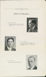 Page 9, 1920 Edition, Oregon City High School - Hesperian Yearbook (Oregon City, OR) online yearbook collection
