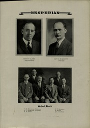 Page 11, 1931 Edition, Oregon City High School - Hesperian Yearbook (Oregon City, OR) online yearbook collection