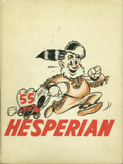 1955 Edition, Oregon City High School - Hesperian Yearbook (Oregon City, OR)