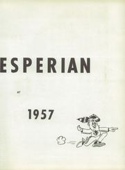 Page 5, 1957 Edition, Oregon City High School - Hesperian Yearbook (Oregon City, OR) online yearbook collection