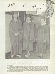 Page 11, 1958 Edition, Oregon City High School - Hesperian Yearbook (Oregon City, OR) online yearbook collection