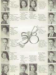Page 12, 1958 Edition, Oregon City High School - Hesperian Yearbook (Oregon City, OR) online yearbook collection