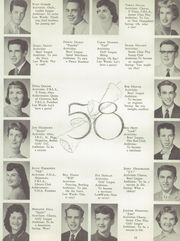 Page 15, 1958 Edition, Oregon City High School - Hesperian Yearbook (Oregon City, OR) online yearbook collection