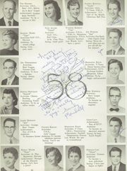 Page 16, 1958 Edition, Oregon City High School - Hesperian Yearbook (Oregon City, OR) online yearbook collection