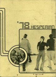 1978 Edition, Oregon City High School - Hesperian Yearbook (Oregon City, OR)