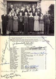 Page 10, 1937 Edition, Gresham High School - Munhinotu Yearbook (Gresham, OR) online yearbook collection
