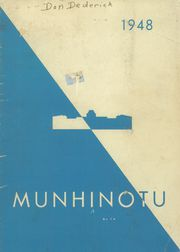 Page 1, 1948 Edition, Gresham High School - Munhinotu Yearbook (Gresham, OR) online yearbook collection