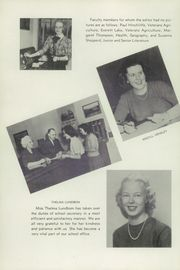 Page 14, 1948 Edition, Gresham High School - Munhinotu Yearbook (Gresham, OR) online yearbook collection