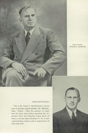 Page 9, 1948 Edition, Gresham High School - Munhinotu Yearbook (Gresham, OR) online yearbook collection