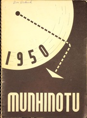 1950 Edition, Gresham High School - Munhinotu Yearbook (Gresham, OR)