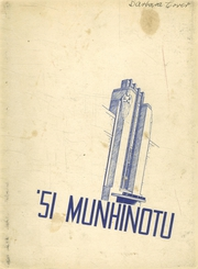 1951 Edition, Gresham High School - Munhinotu Yearbook (Gresham, OR)