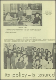 Page 10, 1951 Edition, Gresham High School - Munhinotu Yearbook (Gresham, OR) online yearbook collection