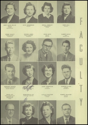Page 17, 1951 Edition, Gresham High School - Munhinotu Yearbook (Gresham, OR) online yearbook collection