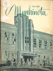 1953 Edition, Gresham High School - Munhinotu Yearbook (Gresham, OR)