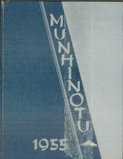 1955 Edition, Gresham High School - Munhinotu Yearbook (Gresham, OR)
