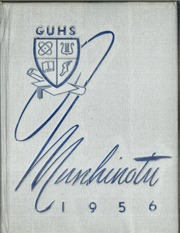 1956 Edition, Gresham High School - Munhinotu Yearbook (Gresham, OR)