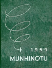 1959 Edition, Gresham High School - Munhinotu Yearbook (Gresham, OR)