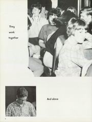 Page 12, 1967 Edition, Gresham High School - Munhinotu Yearbook (Gresham, OR) online yearbook collection