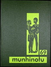1969 Edition, Gresham High School - Munhinotu Yearbook (Gresham, OR)