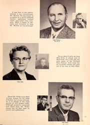 Page 13, 1958 Edition, South Eugene High School - Eugenean Yearbook (Eugene, OR) online yearbook collection