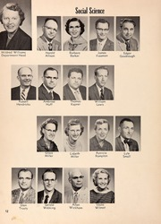 Page 14, 1958 Edition, South Eugene High School - Eugenean Yearbook (Eugene, OR) online yearbook collection