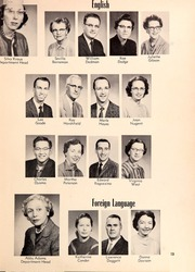 Page 15, 1958 Edition, South Eugene High School - Eugenean Yearbook (Eugene, OR) online yearbook collection