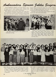 Page 72, 1953 Edition, Springfield High School - Millers Log Yearbook (Springfield, OR) online yearbook collection
