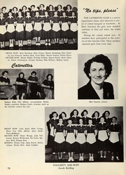 Page 74, 1953 Edition, Springfield High School - Millers Log Yearbook (Springfield, OR) online yearbook collection