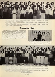 Page 77, 1953 Edition, Springfield High School - Millers Log Yearbook (Springfield, OR) online yearbook collection
