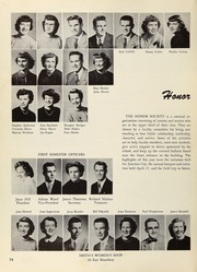 Page 78, 1953 Edition, Springfield High School - Millers Log Yearbook (Springfield, OR) online yearbook collection