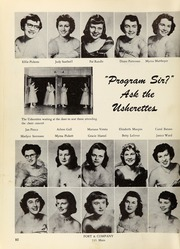 Page 84, 1953 Edition, Springfield High School - Millers Log Yearbook (Springfield, OR) online yearbook collection