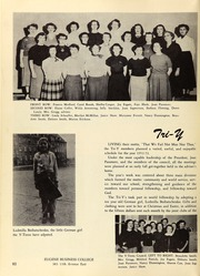 Page 86, 1953 Edition, Springfield High School - Millers Log Yearbook (Springfield, OR) online yearbook collection