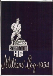 Page 1, 1954 Edition, Springfield High School - Millers Log Yearbook (Springfield, OR) online yearbook collection