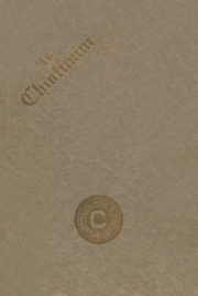 Page 1, 1916 Edition, Corvallis High School - Chintimini Yearbook (Corvallis, OR) online yearbook collection