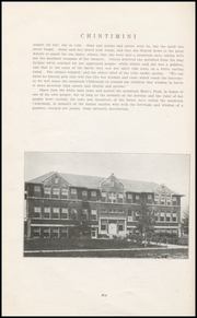 Page 10, 1916 Edition, Corvallis High School - Chintimini Yearbook (Corvallis, OR) online yearbook collection