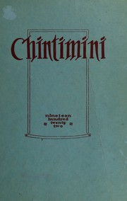 Page 1, 1922 Edition, Corvallis High School - Chintimini Yearbook (Corvallis, OR) online yearbook collection