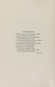 Page 10, 1922 Edition, Corvallis High School - Chintimini Yearbook (Corvallis, OR) online yearbook collection