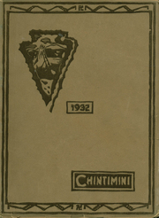 Corvallis High School - Chintimini Yearbook (Corvallis, OR) online yearbook collection, 1932 Edition, Page 1