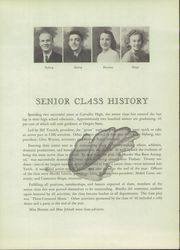 Page 17, 1940 Edition, Corvallis High School - Chintimini Yearbook (Corvallis, OR) online yearbook collection