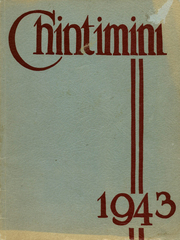Page 1, 1943 Edition, Corvallis High School - Chintimini Yearbook (Corvallis, OR) online yearbook collection