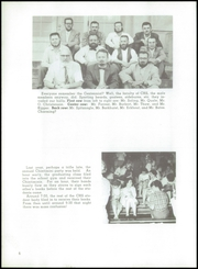 Page 10, 1958 Edition, Corvallis High School - Chintimini Yearbook (Corvallis, OR) online yearbook collection