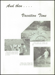 Page 11, 1958 Edition, Corvallis High School - Chintimini Yearbook (Corvallis, OR) online yearbook collection