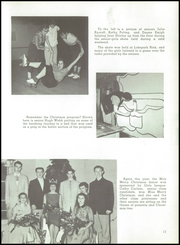 Page 17, 1958 Edition, Corvallis High School - Chintimini Yearbook (Corvallis, OR) online yearbook collection