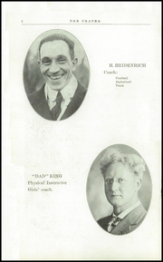 Page 12, 1920 Edition, Medford High School - Crater Yearbook (Medford, OR) online yearbook collection