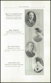 Page 13, 1920 Edition, Medford High School - Crater Yearbook (Medford, OR) online yearbook collection