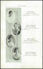 Page 14, 1920 Edition, Medford High School - Crater Yearbook (Medford, OR) online yearbook collection