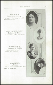 Page 15, 1920 Edition, Medford High School - Crater Yearbook (Medford, OR) online yearbook collection